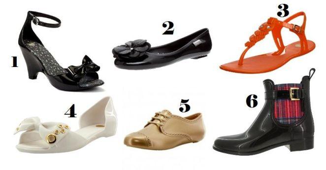chaussures plastique été